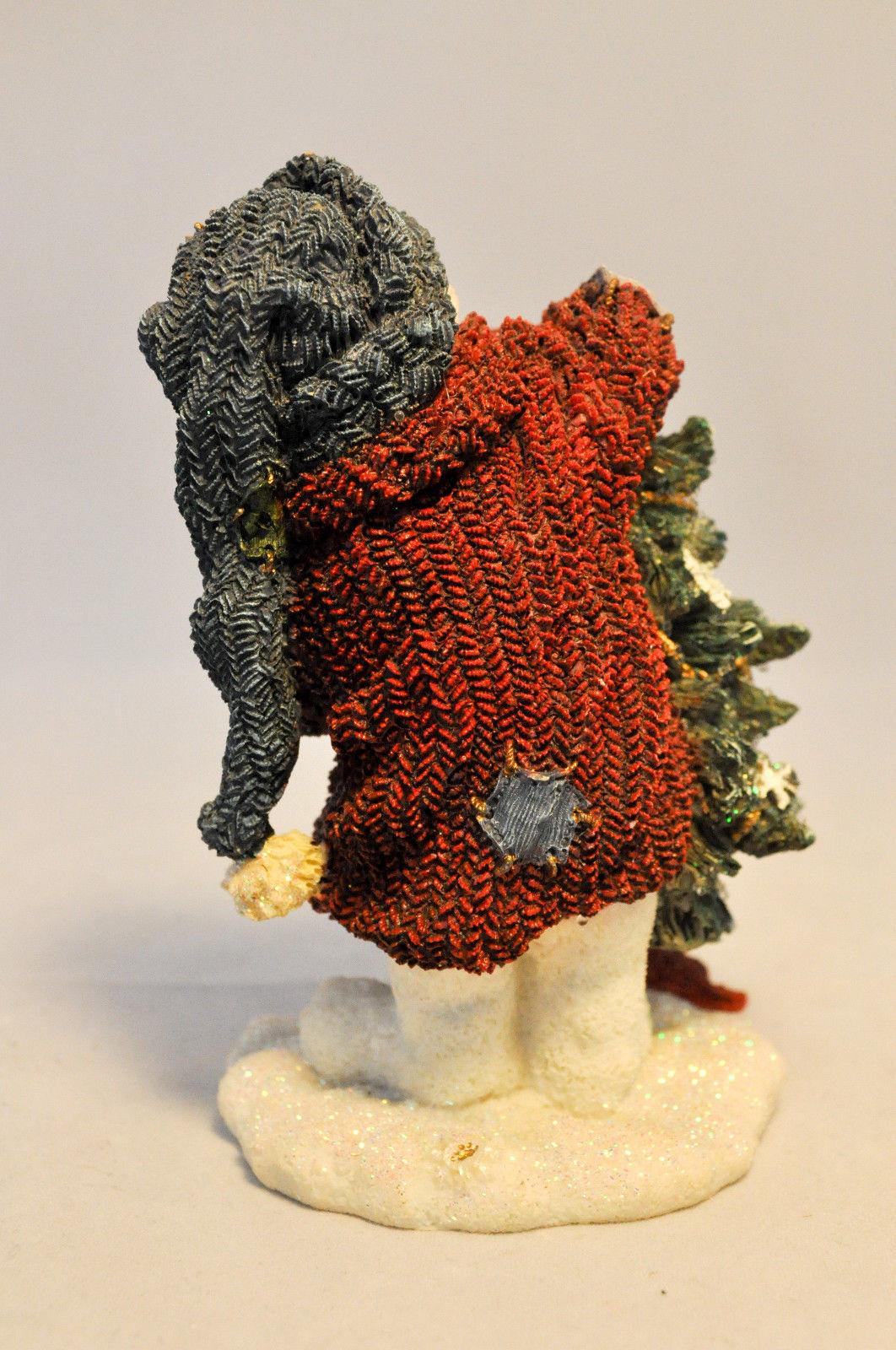 Boyds Bears & Friends: Douglas ... Sprucin' Up The Tree - Style 36524 image 6