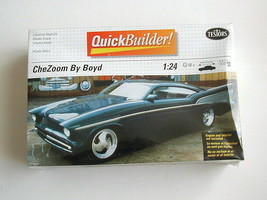Factory Sealed Quick Builder! CheZoom by Boyd by Testors #5201 1:24 - $22.76