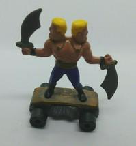 1991 Kenner Savage Mondo Biltzers Twin Geeks Action Figure  - $9.68