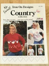 Iron On Designs  Country Collection - $2.97