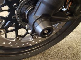 OES Frame Sliders and Fork Sliders 2019 Honda CB1000R No Cut Made In USA image 3