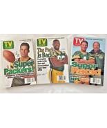 Collectors Edtion Green Bay Packer - Favre, Holmgren, White, Chmura TV G... - $3.91