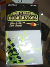 Rod-N-Bobb's Bobber Stops with Glow Beads (6-Pack) - $5.84