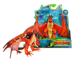 "How To Train Your Dragon The Hidden World Hookfang Basic 8"" Figure New i... - $14.88"