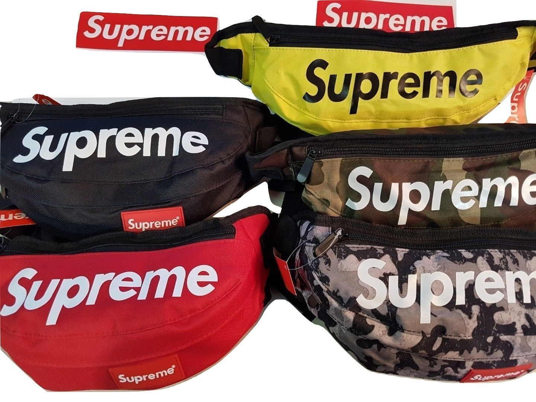 01e12b821cc Img 5029159543 1520446192. Img 5029159543 1520446192. Previous. Supreme Box  Logo Fanny Shoulder Bag Stud Waist Pack ...