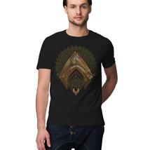 DC Comics Aquaman Symbol Gold Foil Logo T-Shirt - $16.99+