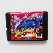 Aladdin 16 bit MD Game Card Drive For Genesis - $10.00