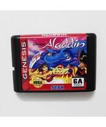Aladdin 16 bit MD Game Card Drive For Genesis - $10.00
