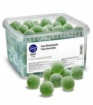 Fazer Green Jellies / Vihreitä Kuulia 2,2 kg Finnland - $53.52