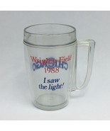 Chicago Cubs 1988 Wrigley Field I Saw the Light First Night Game Plastic... - $50.00