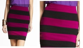 NWT Express Pencil Career Skirt Banded sz 4 - $43.56