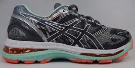Asics Gel Nimbus 19 Women's Running Shoes Size US 9 M (B) EU 40.5 Silver... - $87.12