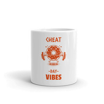 Funny Gym Fitness Workout Sayings Motivation Donuts Art Design Cup Mug - $14.85+