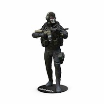 McFarlane Toys Call of Duty Ghost Action Figure, Multicolor - $23.76