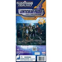 Guardians Of The Galaxy 100 Piece Lenticular Puzzle by Cardinal - $15.67