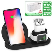 BESTBEING Wireless Charger, 3 in 1 Wireless Charging Dock for Apple Watc... - $44.58