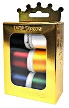 Madeira Anniversary Crown Box Rayon 40 Embroidery Thread - $25.16