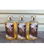 Bath Body Works Velvet Tuberose Shower Gel Lot 3 wash liquid soap - $89.99
