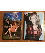 Chelsea Handler Are You There Vodka & Lies That Chelsea Handler Told Me ... - $19.99