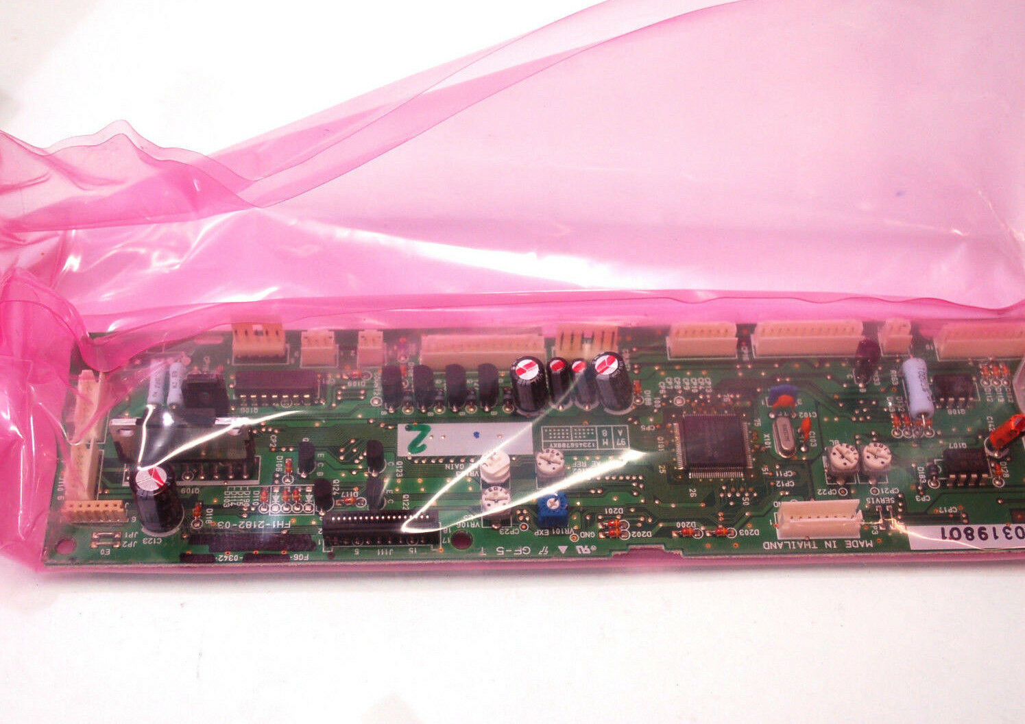 Primary image for Canon PC-795 Copier DC Contoller PCB Board Assembly  FG6-0342