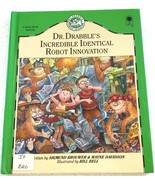 Dr. Drabble's Incredible Identical Robot Innovation HB Book Brouwer Davi... - $9.88