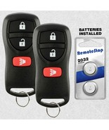 2 For 2003 2004 2005 2006 2007 Nissan Murano Keyless Entry Car Remote Ke... - $7.86