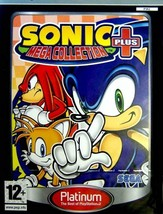 Sonic Mega Collection (PS2) - $130.20