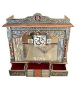 "Desi Bazar Pooja Mandir for Home (Indian Hindu Temple for House) - 32"" S... - $683.09"