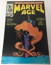 Marvel Age Vol. 1 No. 69 Comic Book Newsmagazine Dec. 1988 Count Dockula... - $10.82