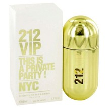 Carolina Herrera 212 Vip Eau de Parfum Spray for Women, 1.7 Fluid Ounce - $64.98