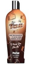 Pro Tan Irresistibly Tan - Pure Tan Maximizer 20XX Ultra Dark Tanning Lotion 250