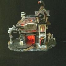 Halloween Rest In Peace Tombstone Dept 56® Snow Village  - ₨9,102.63 INR