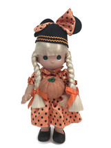 Precious Moments Disney Park Exclusive Mousekeeter Boo Blonde Halloween ... - $37.36