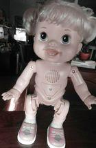 Baby Alive I Wanna Walk Doll 2011 Blond Walking Talks Original Clothes Works  ! image 4