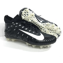 Nike Mens Alpha Menace Elite Football Cleats Black 14 Y0302 - £63.91 GBP