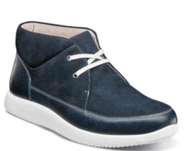 Stacy Adams Shoes Buckley Chukka Navy 53437-410 - €68,40 EUR
