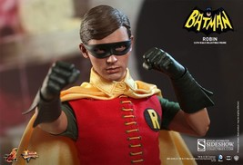 Burt Ward Poseable Figure from Batman MMS219 - $286.31