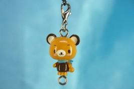 Epoch Sanrio Tenorikuma Mini Charm Zipper Pull Figure Macchiato - $19.99