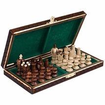Chess Set Royal 30 European Wooden Handmade International Chess Set, 11 ... - £30.05 GBP