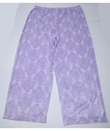 Charter Club Pajama Pants Purple 2XL - $18.80