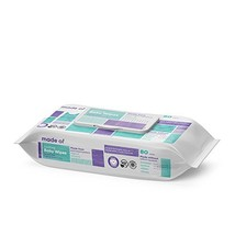 Organic Baby Wipes by MADE OF - Soothing Soft for Sensitive Skin and Ecz... - $7.77