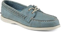 SPERRY TOP SIDER WOMENS BOAT SHOES A/O QUINN AS... - $68.00