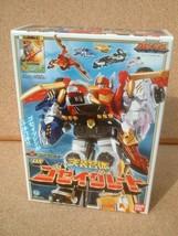 BANDAI Toy Ankirobeirusu Bakuryu Sentai Abarenjya 5 Action Hero New A63 - $540.00