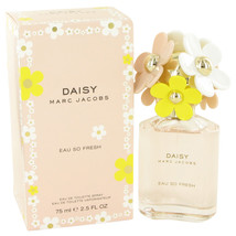 Marc Jacobs Daisy Eau So Fresh Perfume 2.5 Oz Eau De Toilette Spray image 4