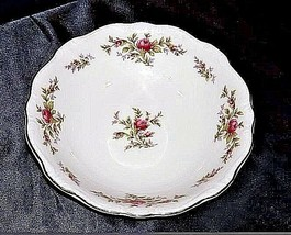 Bavarian German China Set of Johann Haviland (Soup Bowl) AB 55-F Vintage