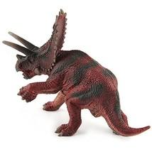 "CEKtoys Dinosaur Figures Pentaceratops 7"" Realistic Detailed Dinosaur To... - $26.04"