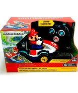 Mario Kart Mini Anti Gravity R/C Racer 2.4 World of Nintendo New In Box - $40.58