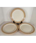 Dansk Sirocco Khaki Dinner Plate (s) LOT OF 3 - $15.83