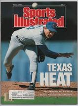 1989 Sports Illustrated Texas Rangers Nolan Ryan Kentucky Derby Utah Jaz... - $2.50