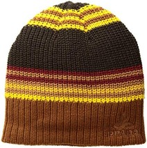 prAna Men's Gonzalez Beanie Cold Weather Hats, One Size, Scorched Brown - $40.02